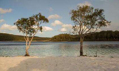 Lake McKenzie, Queensland