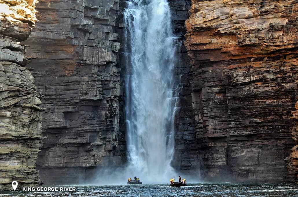 The Kimberley - King George River
