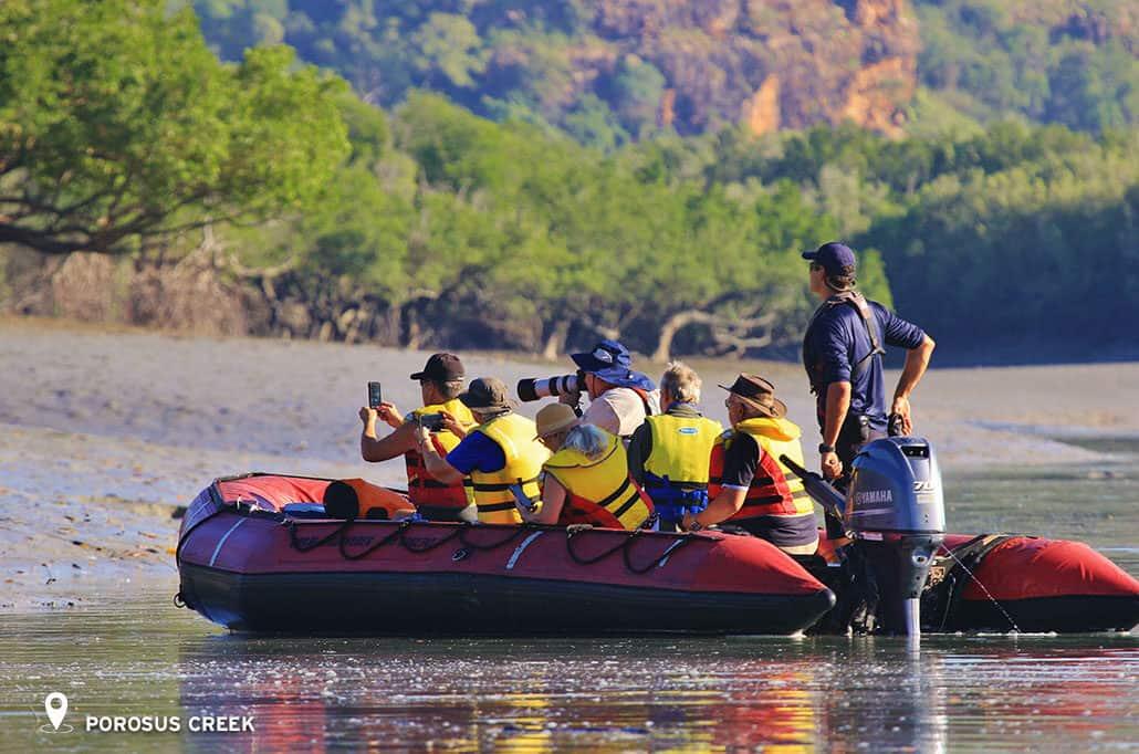 The Kimberley - Porosus Creek