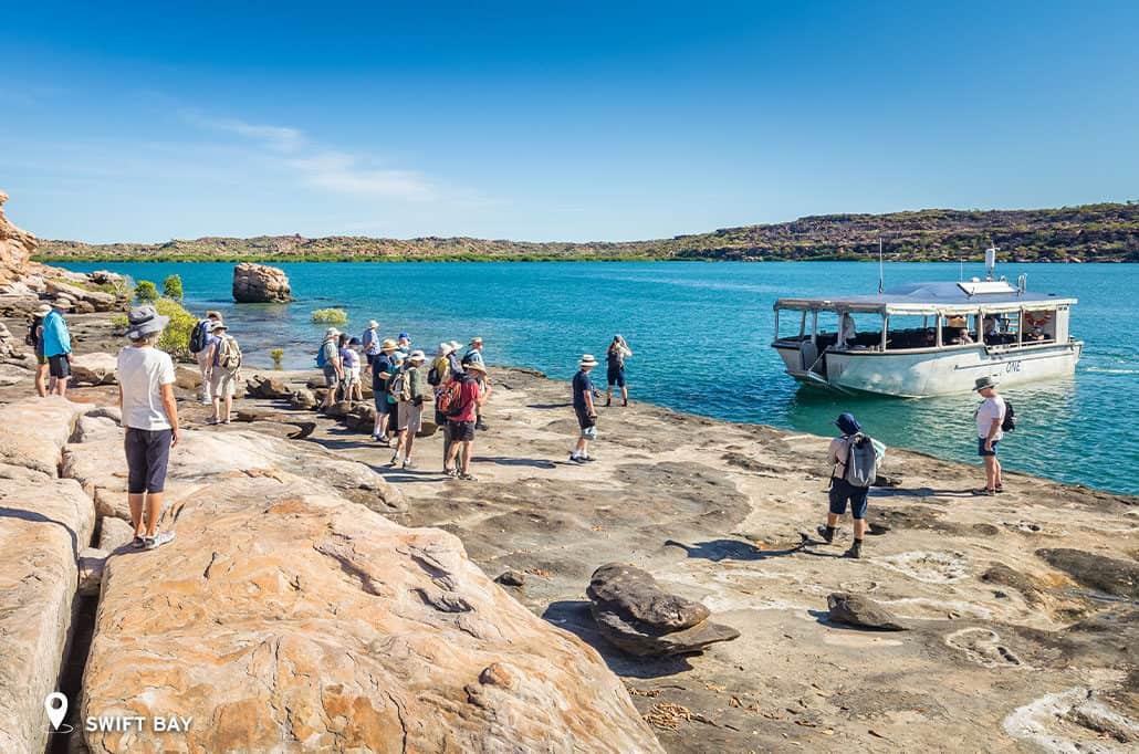 The Kimberley - Swift Bay