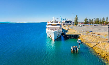 Adelaide-Port