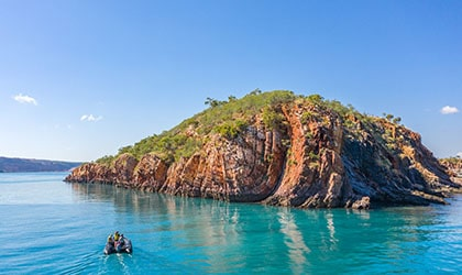 Nares Point, Kimberley with Coral Expeditions